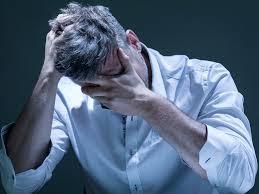Fatigued-man
